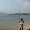 PEACE THE MOVIE「渚にて・・・真夏のチヌ釣り!海って楽しい!」