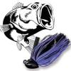 《ブラックバス釣り初心者》ラバージグの使い方&オススメを教えて!